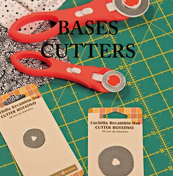 BASES Y CUTTERS